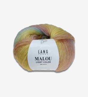 lang yarns malou light color